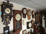Wall of Clocks for sale