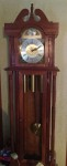 Folk Art Clock